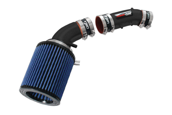 Toyota 4Runner 1996-1998  3.4l V6 - Injen Power-Flow Air Intake - Wrinkle Black
