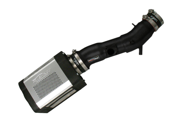 Toyota Tacoma 2005-2009 X-Runner 4.0l V6 - Injen Power-Flow Air Intake - Wrinkle Black