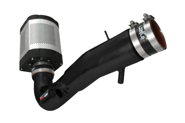 Toyota Fj 2006-2009 Cruiser 4.0l V6 - Injen Power-Flow Air Intake - Wrinkle Black