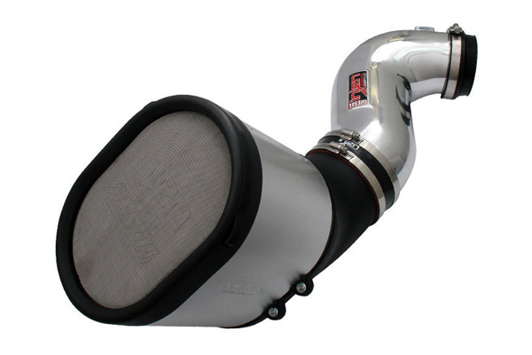 Gmc Sierra 2005-2007 2500hd, 3500hd 6.6l V8 Duramax Diesel (lbz, Lly) - Injen Power-Flow Air Intake - Polished