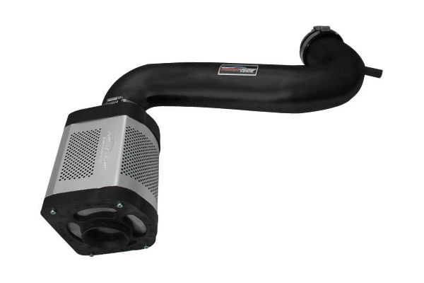 Dodge Ram 2003-2008 1500, 2500, 3500 Hemi 5.7l V8 - Injen Power-Flow Air Intake - Wrinkle Black