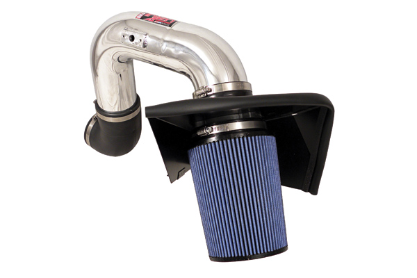 Dodge Ram 2003-2007 Diesel 5.9l I6 Cummins - Injen Power-Flow Air Intake - Polished