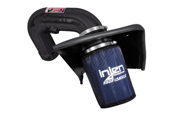 Dodge Ram 2007-2009 Diesel 6.7l Cummins - Injen Power-Flow Air Intake - Black