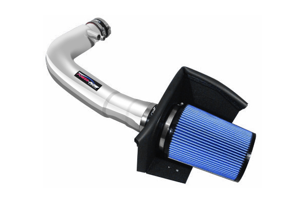 Ford F150 2000-2001 Harley Davidson 5.4l V8 - Injen Power-Flow Air Intake - Polished
