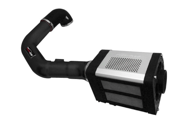 Ford F150 2004-2008  5.4l V8 - Injen Power-Flow Air Intake - Wrinkle Black