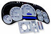 Chevrolet Silverado 03-06 Platinum Face Gauges