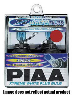 Piaa Star White H-4 Headlight Bulbs