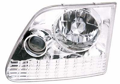 Ford F150 / Expedition 1997-2002 Projector Headlights
