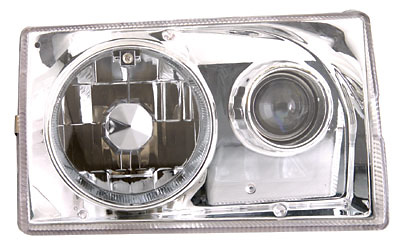 Ford Mustang 1987-1993 Projector Headlights