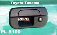 Pop & Lock Tailgate Lock Toyota Tacoma 95-03