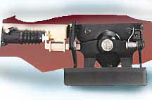 Pop & Lock Power Tailgate Lock Chevy S-10 94-03