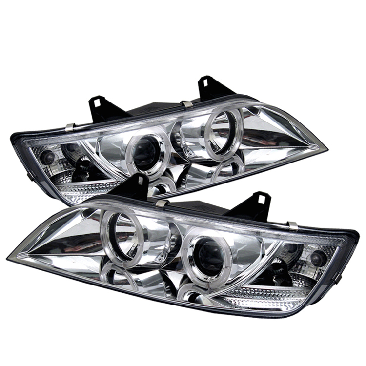 Bmw Z3 1996-2002  Chrome  Halo Projector Headlights
