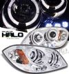 Chevrolet Cobalt 2005-2007  Chrome W/ Halo Projector Headlights