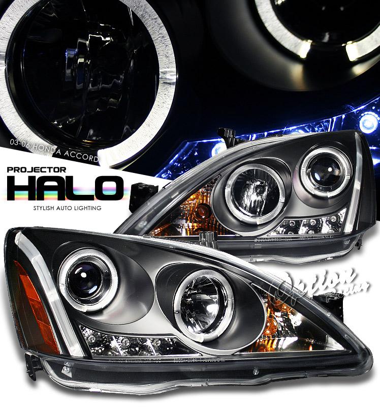 Honda Accord Headlights