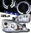 2004 Honda Accord   Chrome W/ Halo Projector Headlights
