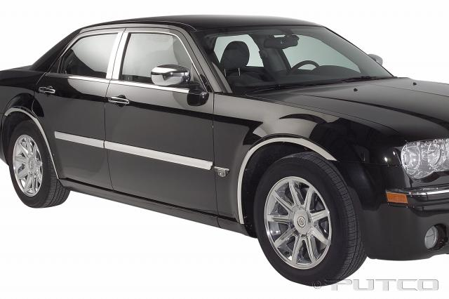 Chrysler 300C 2005-2008 Billet Aluminum Body Side Molding