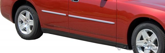 Dodge Charger 2005-2008 Billet Aluminum Body Side Molding