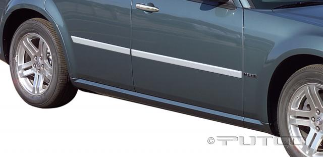 Dodge Magnum 2004-2008 Billet Aluminum Body Side Molding