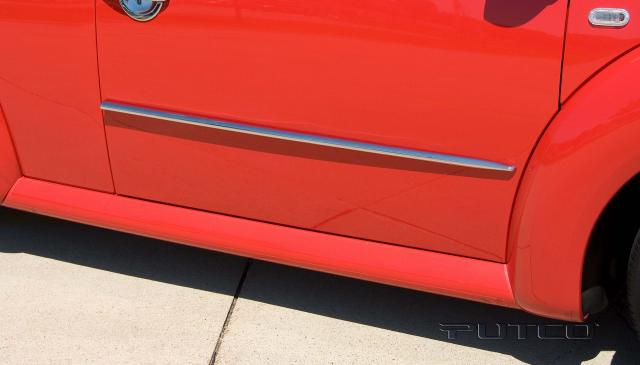 Volkswagen Beetle 1999-2005 Chrome Body Side Molding