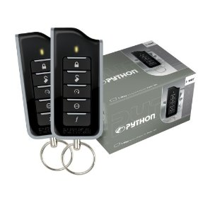 Python 1401 - Remote Car Starter with Keyless Entry
