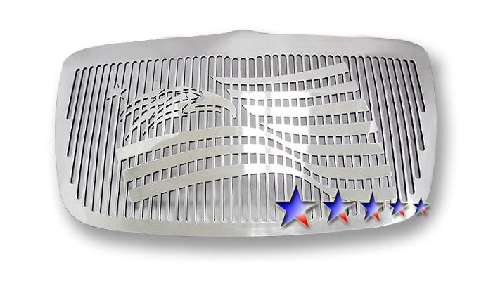 Chrysler 300C  2005-2010 Polished Main Upper Symbolic Grille