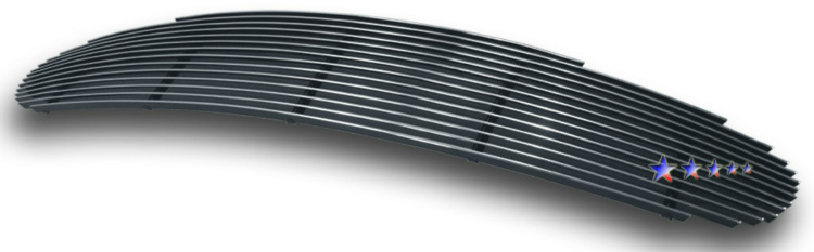 Chrysler Sebring Coupe  2001-2003 Polished Main Upper Aluminum Billet Grille