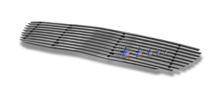Chrysler Pacifica  2004-2006 Polished Lower Bumper Aluminum Billet Grille