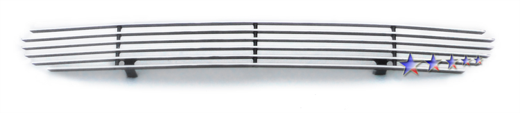 Chrysler 300C  2011-2012 Polished Main Upper Aluminum Billet Grille
