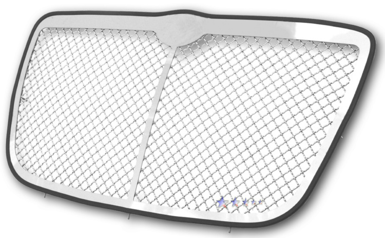 Chrysler 300C  2005-2010 Chrome Main Upper Mesh Grille