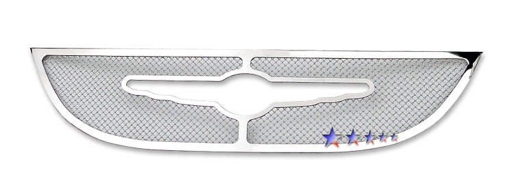 Chrysler Town And Country  2001-2004 Chrome Main Upper Mesh Grille