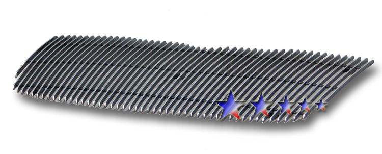 Chrysler 300C  2005-2010 Polished Main Upper Aluminum Billet Grille