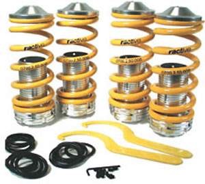 Honda Prelude 90-91 Ractive Coil Over Kit (Set of 4)