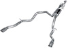 Lincoln Navigator 1997-2000 Stainless Steel Cat-Back Exhaust System