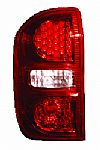 2004 Toyota RAV4  Red Lens LED Tail Lights