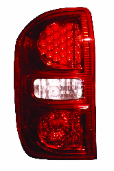 Toyota RAV4 2004-2005 Red Lens LED Tail Lights