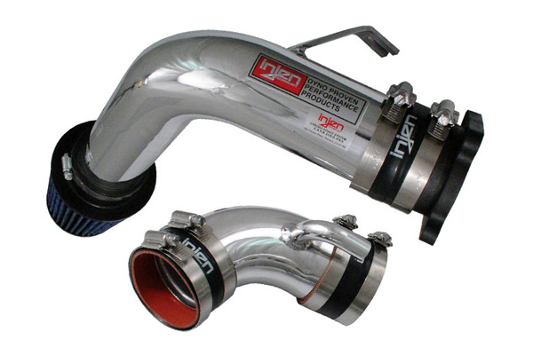 Nissan Maxima 2002-2003  3.5l V6 - Injen Rd Series Cold Air Intake - Polished
