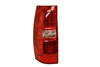 Chevrolet Suburban 2007 - 2008 LED Tail Lights Red Clear Lens