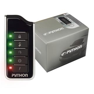 Python 872LE Responder - 2 Way Remote Starter, Car Alarm with Keyless Entry