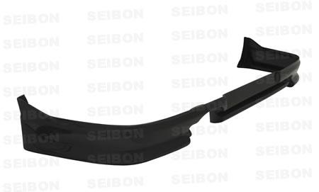 Subaru WRX  2002-2003 Cw Style Carbon Fiber Rear Lip