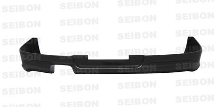 Subaru WRX STI 2004-2005 Ch Style Carbon Fiber Rear Lip