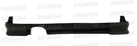 Subaru WRX STI 2004-2005 Cw Style Carbon Fiber Rear Lip