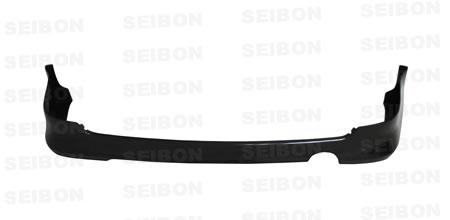Acura RSX  2005-2007 Tr Style Carbon Fiber Rear Lip