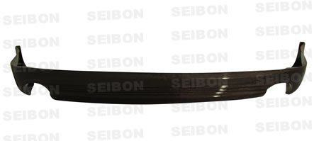 Lexus IS250  2006-2009 Ts Style Carbon Fiber Rear Lip
