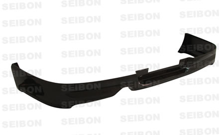 Subaru WRX STI 2006-2007 Gd Style Carbon Fiber Rear Lip