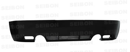 Volkswagen Golf  2006-2008 TT Style Carbon Fiber Rear Lip