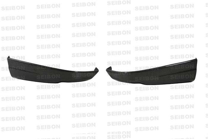 Acura Integra  1998-2001 Tr Style Carbon Fiber Rear Lip