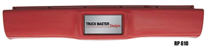 GMC Fleetside 88-98 Roll Pan