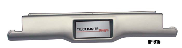 GMC Sportside 88-98 Roll Pan