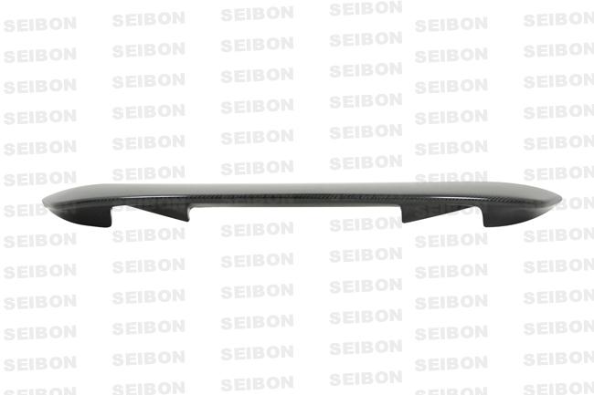 Nissan 370z  2009-2010 Sr Style Carbon Fiber Rear Spoiler