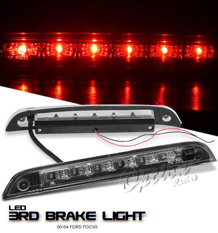 Ford Focus 2000-2004   LED 3rd Brake Light